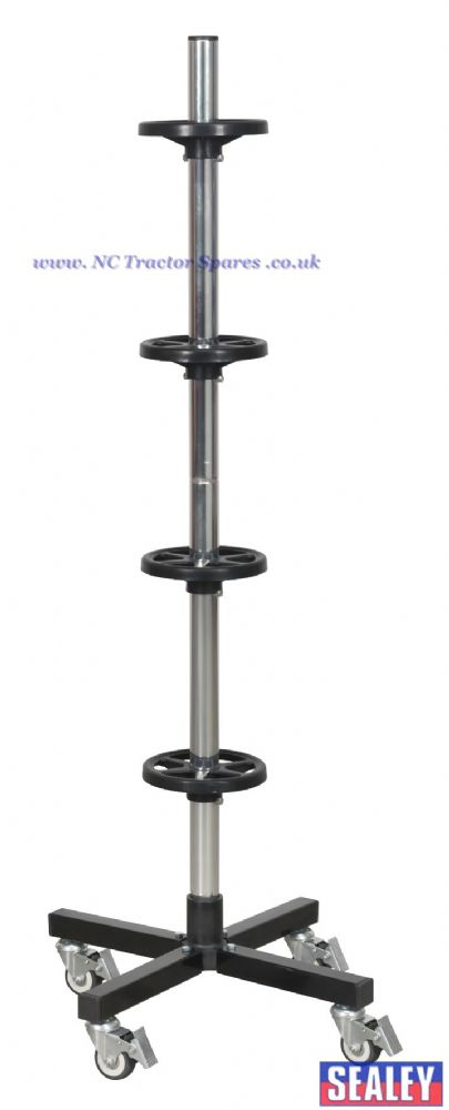 Wheel Storage Rack 100kg Capacity